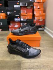 New Nike Zoom Gravity Running Shoes Black/Metalic BQ3202-004 Men's Size 11