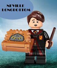 LEGO Harry Potter Series 2 Minifigure HP Neville Longbottom Monster Book #16 NEW