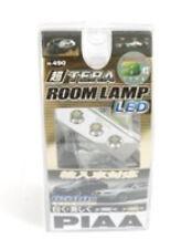 PIAA 6500K 168 194 W5W 2825 Interior LED Dome Conversion Light Bulb Kit 19490