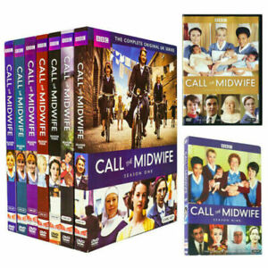 Call The Midwife Complete Season 1-9 Series DVD Box Set 1,2,3,4,5,6,7,8,9 New