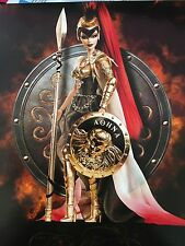 Barbie Doll as Athena - Goddess Series - Direct Exclusive