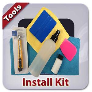 Window Tint Insallation Tool Kit