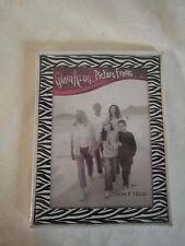 Zebra Glamazon Inkology Photo Frame black & white 5 x 7