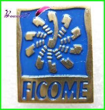 Pin's Telephone groupe FICOME #1915