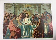 The Last Supper _ Color _ Paint By Numbers