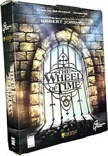 The Wheel Of Time Large Retail Box for PC 1998 New in Sealed Box NISB!!