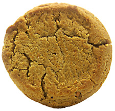 Peanut Butter Cookies 6 Large Cookies 4 inch by 1/2 thick