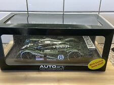 AUTOART 1/18 Bentley Speed 8 Le Mans #8 herbert/blundell/brabham