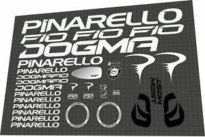 PINARELLO Dogma F10 2017 Frame Sticker / Decal Set
