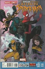 Avenging Spider-Man Comic Issue 16 Modern Age Second Print 2013 Yost Medina