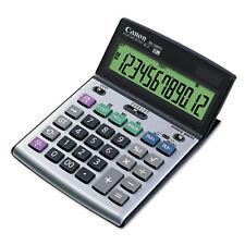 Canon BS-1200TS Desktop Calculator 12-Digit LCD Display 8507A010