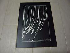 """THE GAZETTE tour Program """"FROM THE DISTORTED CITY"""" / RUKI REITA AOI KAI URUHA"""
