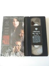 A Time to Kill (1996, used VHS, good condition) Samuel L. Jackson