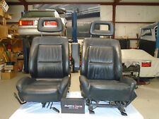 AUDI 80/90 QUATTRO  1988-95 SET OF FRONT LEATHER SPORT SEATS