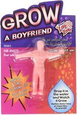 Grow A Boyfriend Your Own Man Male Rude Secret Santa Gift Stocking Joke Gag Toy