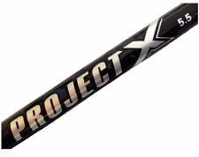 BRAND NEW PROJECT X BLACK 5.5 FLEX .350 GRAPHITE WOOD SHAFT
