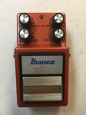 Ibanez JD9 Jet Driver Overdrive Distortion Guitar Effect Pedal JD-9