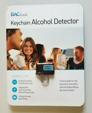 Bactrack Keychain Alcohol Detector/Breathalyzer 511443 (New)