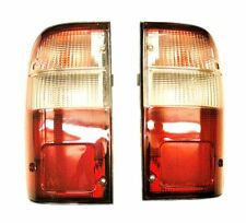 Pair Of Rear Tail Lights L/H+R/H For Toyota Hilux Mk4 Mk5 D4D (97-05)