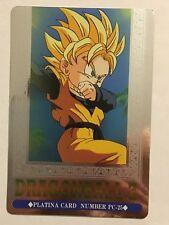 Dragon Ball Z Hero Collection Silver PC-25