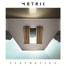 Metric-synthetica CD NUOVO