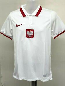 Brand New Poland Home Football Shirt 2020/21 SIZE S-M-L-XL-XXL-XXXL