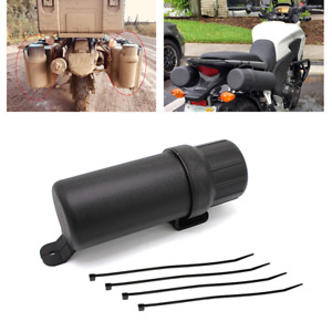 Universal Off-Road Motorcycle Tool Tube Gloves Raincoat Storage Box Waterproof