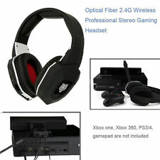 NICE Wireless  Gaming Headset Sets for 360 XBOX One PS4 PS3 USB Transmitter US
