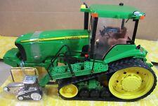 2 Pieces John Deer 8520T Tractor Cab Clear Windows & Steps Die-Cast 1:16 & 1:64