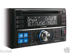 Alpine CDE-W235BT Double Din With Advanced Built In Bluetooth Fully Retail Boxed