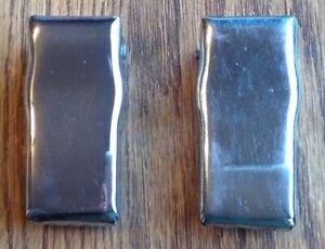 1962 thru1980 MGB & MG Midget 2 Original Chrome Convertible Top Locking Latches