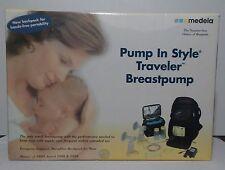 Medela Pump in Style Advanced Double breast pump travel bag bundle NICE in Box