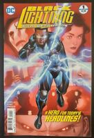 BLACK LIGHTNING; Cold Dead Hands #1a (of 6) (2018 DC Universe Comics) ~ VF/NM