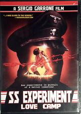 LAGER SSADIS KASTRAT COMMANDATUR SS EXPERIMENT LOVE CAMP - Garrone DVD Corazzi