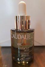 Caudalie Vine Activ Overnight Detox Oil 1oz/30ml. New, FREE SHIPPING