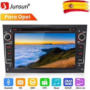 """7"""" Coche Radio 2 Din Navegador GPS DVD USB BT Para Opel Corsa C/D Vivaro Meriva"""