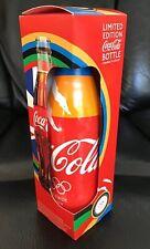 Coca-Cola Coke Bottle 250ml Aluminium London Olympics 2012 Limited Edition Boxed