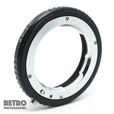 LM-EOS.R Leica M LM Lens to Canon EOS R RP RF Mount Adapter Ring - UK Stock