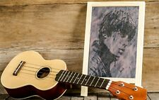 Charcoal Drawing of a JAKE BUGG: Original Art