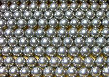 100 pezzi palline di acciaio 9 mm steel balls sfere di acciaio billes D 'acier centrifuga