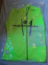 Ronhill women's infinity fortify jacket fluorescent yellow 10 (29)