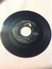 """Perry Como """"Just Born (To Be Your Baby)"""" 1958 7"""" 45RPM Sgle RCA Victor 7050 (NM)"""