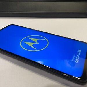 Motorola Moto G8 Power XT2041 64GB  Smoke Black TRACFONE  VERY GOOD