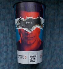 Batman vs Superman Movie Promo Cup