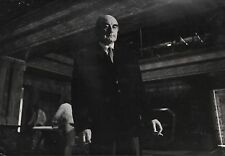 BERNARD ROBINSON - Art Director of Horror Films as Dracula - Orig. Vintage Photo