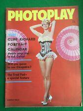 Photoplay film magazine January 1962
