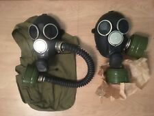 Russian,Sovet Gas Mask.Set GP-7+1 filter or+1 hose(tube) size 3=size 4 GP-5