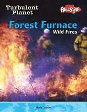 Forest Furnace: Wild Fires (Turbulent Planet), New, Carol Baldwin Book