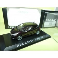 PEUGEOT 208 XY Purple Night NOREV 1:43