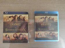 Intégrale Blu Ray Le Hobbit + Le Seigneur Des Anneaux Coffret Trilogie